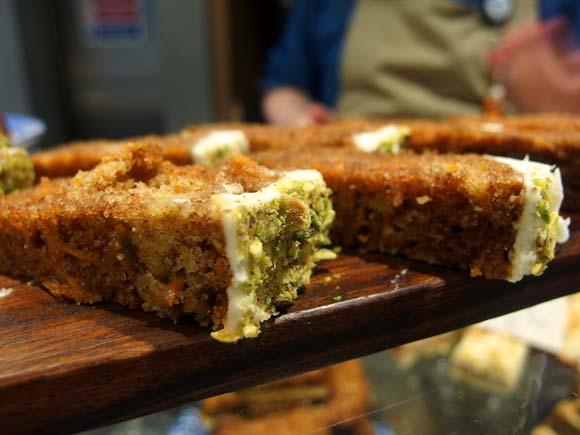 Gordon Street Coffee- Carrot Cake