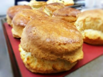 Currys in the Kitchen- Freshy baked scones