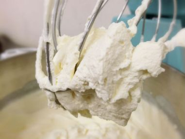 Currys in the Kitchen- Whipped Cream