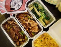 Chinese New Year Takeaway from Home Wok