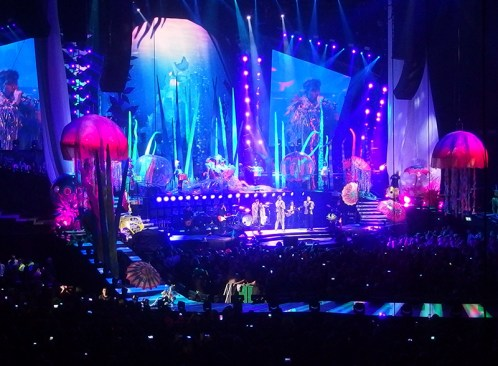 Take That Glasgow 2nd May 2015- Under The Sea