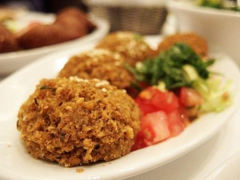 Noura Belgravia- Falafel