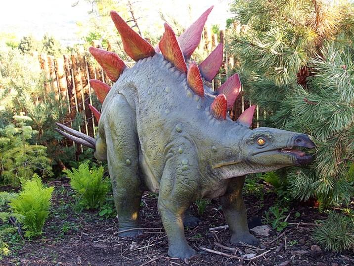 Edinburgh Zoo Nights- Stegosaurus