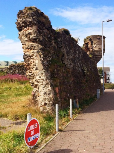 Ananyah- Road Trip Adventures- Cromwell's Fort