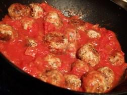 Orecchiette alla Potentina- Tomato Sugo