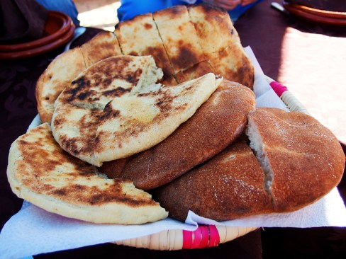 Atlas Mountains- Marrakech- Berber Bread