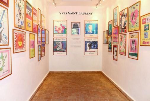 Majorelle Garden - Galerie Love