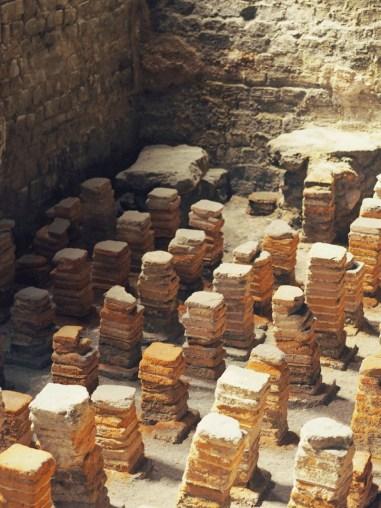 Exploring The Roman Baths- Old Bath