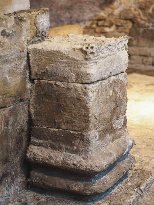 Exploring The Roman Baths- Roman Bricks