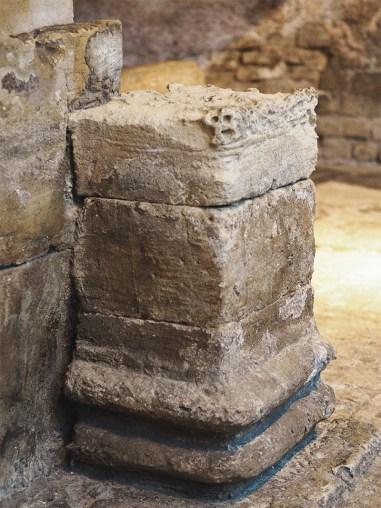 Exploring The Roman Baths- Roman Bricks