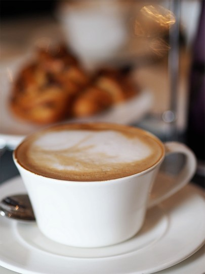 Millennial Mondays at Blythswood Square Hotel- Flat White