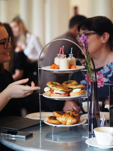 Millennial Mondays at Blythswood Square Hotel- GlasgowBBlogger and Last Years Girl