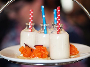 Millennial Mondays at Blythswood Square Hotel- Milkshake and Canapes