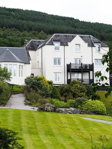 MacDonald Forest Hills Hotel & Spa- Balcony Views