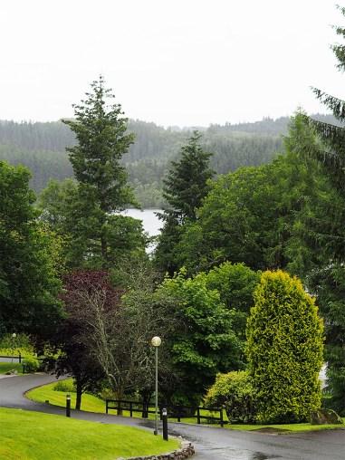 MacDonald Forest Hills Hotel & Spa- Bedroom Loch View