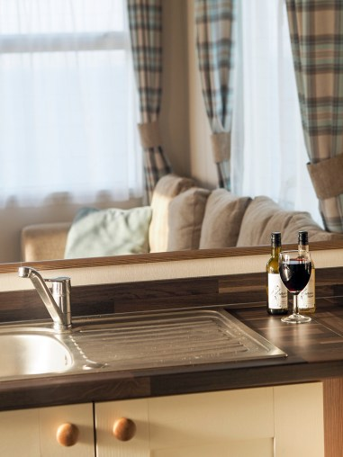 St Andrews Holiday Park with ABI Holiday Homes- Wine