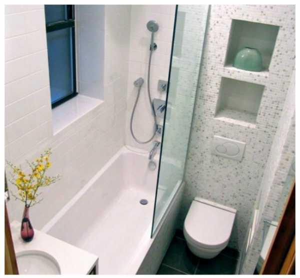 дизайн маленьких ванных комнат совмещенных с туалетом фото 6