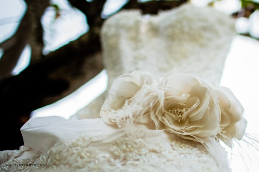 bride dress for country wedding