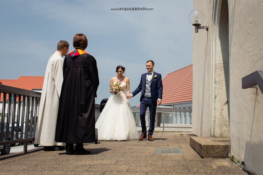 happiness of a perfect wedding in göppingen