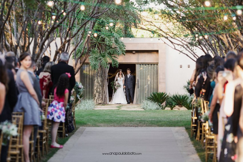 day wedding nature