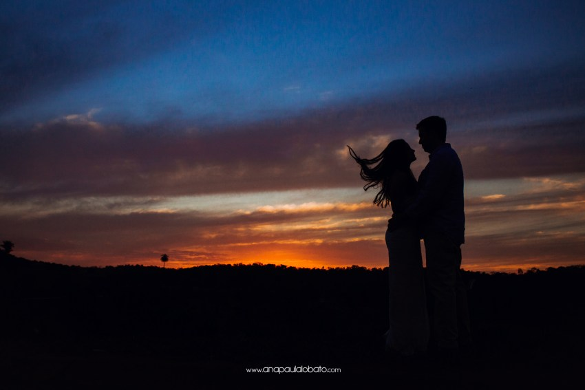 beautiful engagement shoot