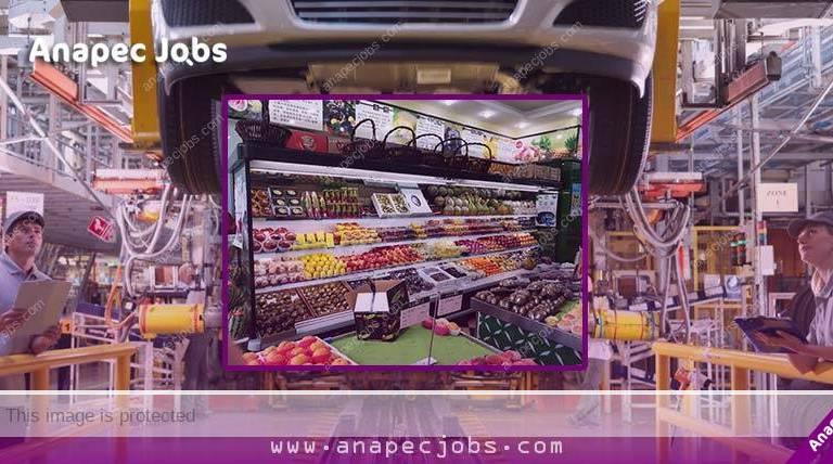 مطلوب توظيف عمال في التجارة و صناعة السيارات بطنجة إبتداءا من الباكالوريا