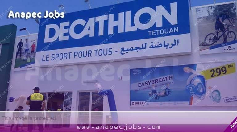 DECATHLON recrute Plusieurs Profils au maroc