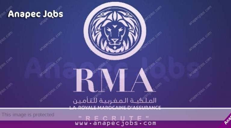 Royale Marocaine d'Assurance recrute Ingénieur Etudes et Développement et Gestionnaire Prestations