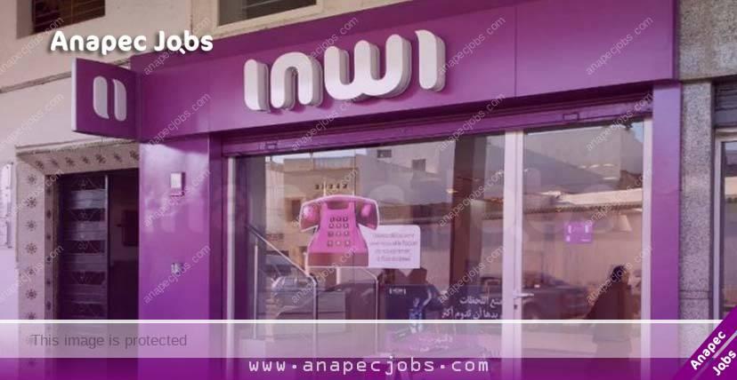 شركة INWI حملة توظيف واسعة لفائدة الشباب العاطل