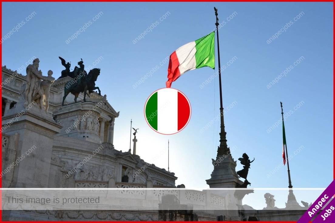 الهجرة الى إيطاليا 2021