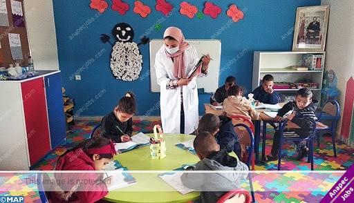 مربي التعليم الأولي 2021