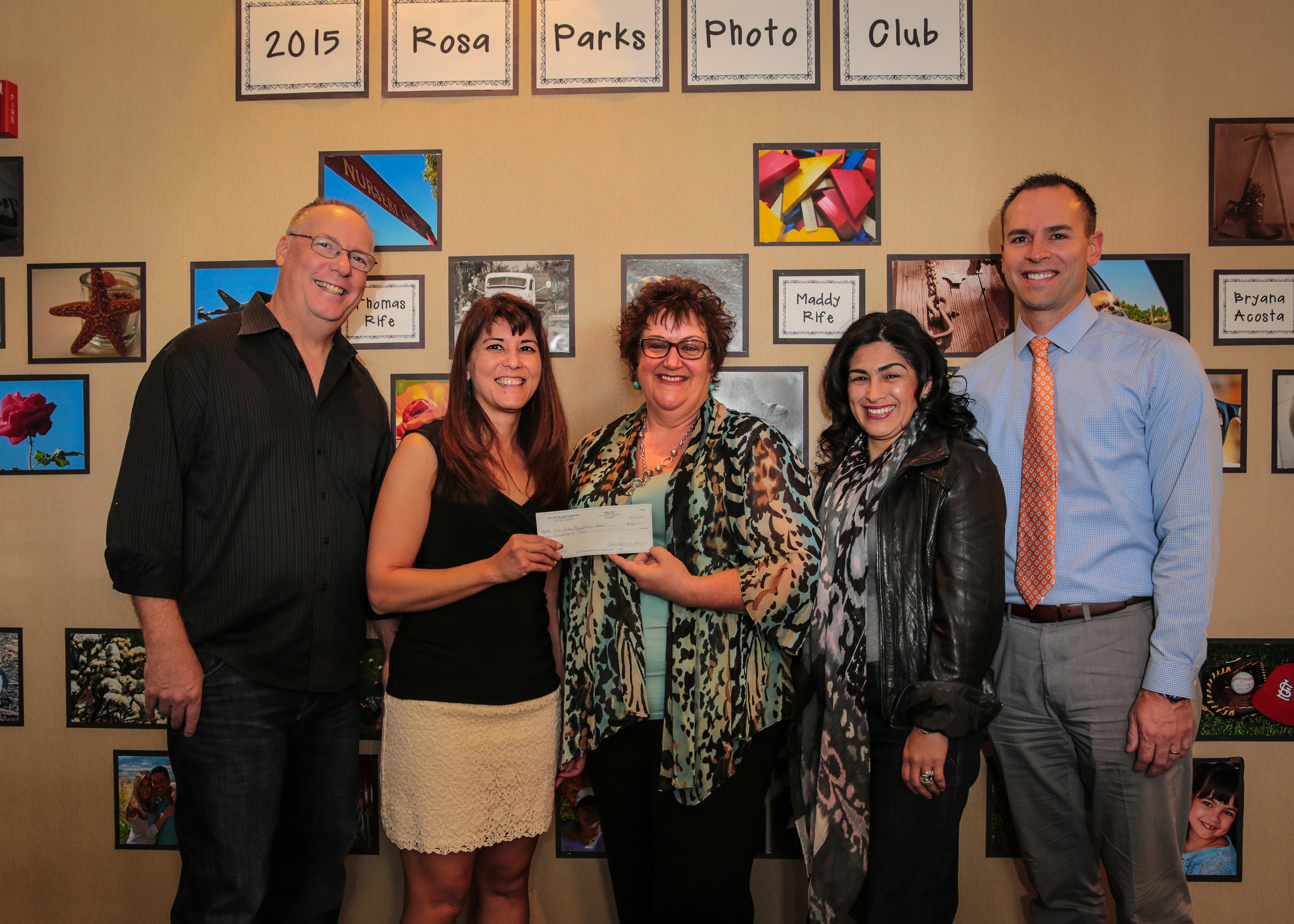 Local Elementary School Receives Photography Club Grant