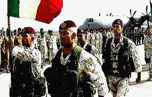 Tamburi di guerra. L'Italia si prepara per la Libia.
