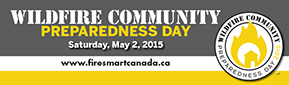 Wildfire Community Preparedness Day 2015