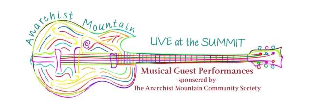 Anarchist Mountain Music Series logo