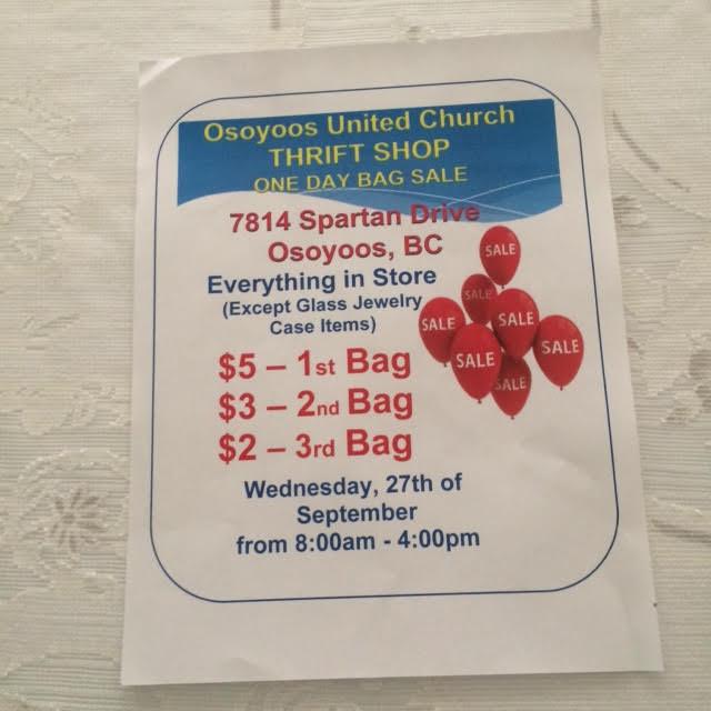 Bag Sale