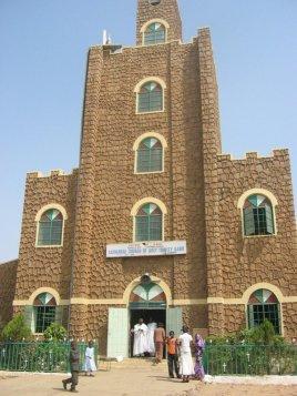 Cathedral, Kano