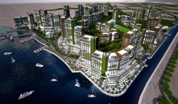 Nigeria in 2020......Eko atlantic city