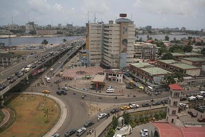 Lagos Island back in the years