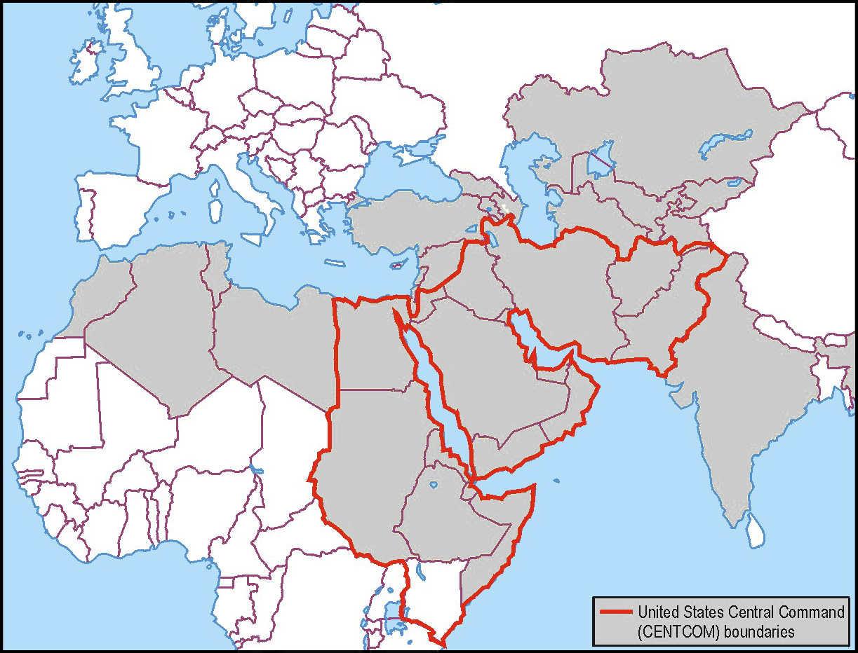 The Greater Middle East Project