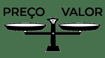 Preço vs Valor