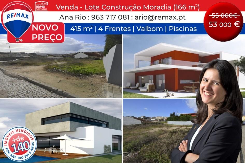 NOVO PREÇO - Lote Construção Moradia