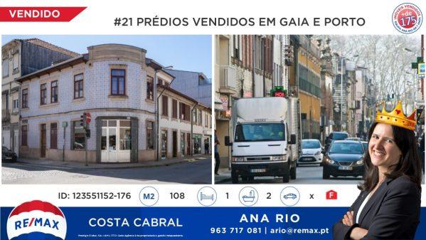 Rainha dos Prédios - #21 Prédios Vendidos em Porto e Gaia