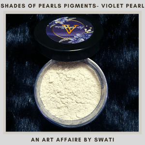 Shades of Pearl Pigments