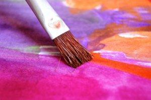 brush, color, paint