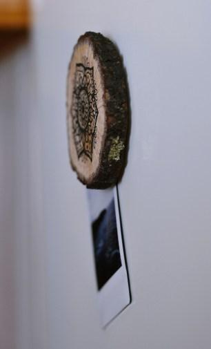 Imán detalle - Magnet detail