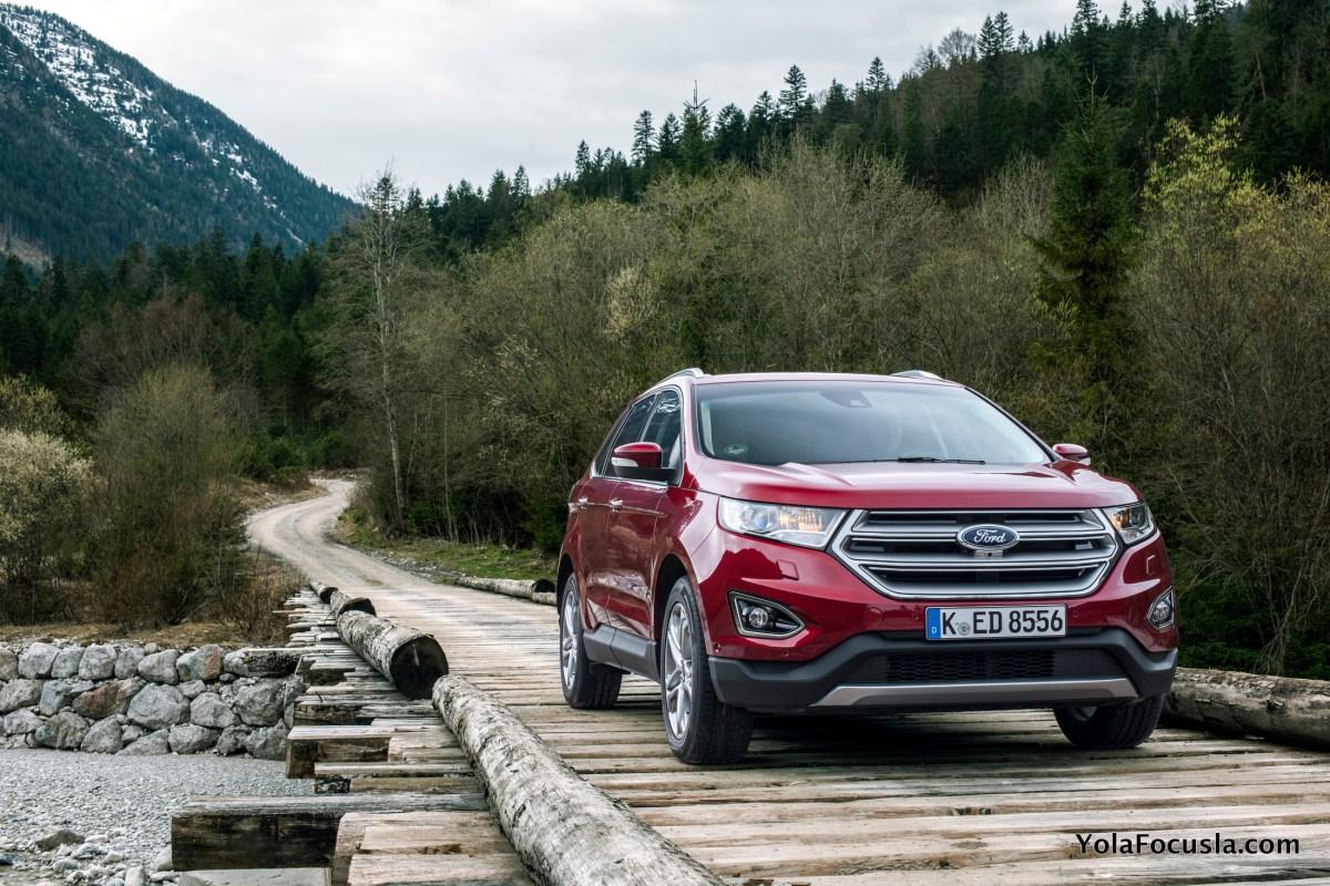 Ford Edge Türkiye Donanım ve Fiyat Listesi