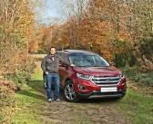 Yeni Ford Edge Test Sürüşü (2016)   Türkçe İnceleme