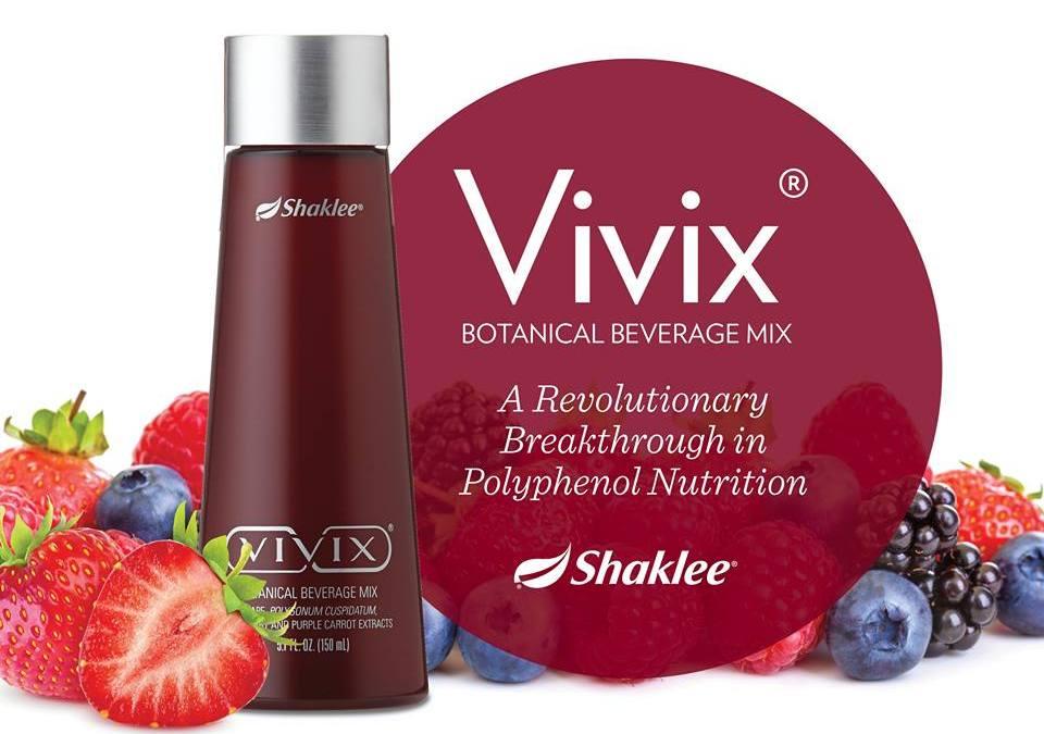 Vivix, Penuaan Secara Sihat