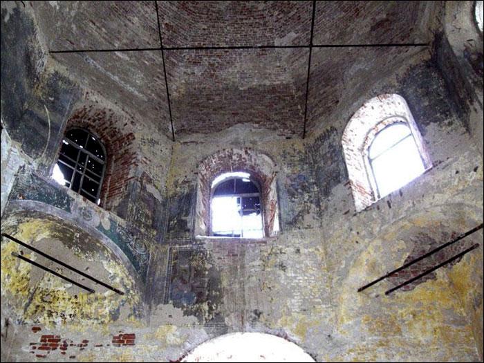 Скорбященская церковь в Ассаурово